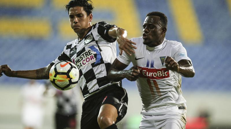 I Liga: Boavista impõe oitava derrota consecutiva ao Estoril