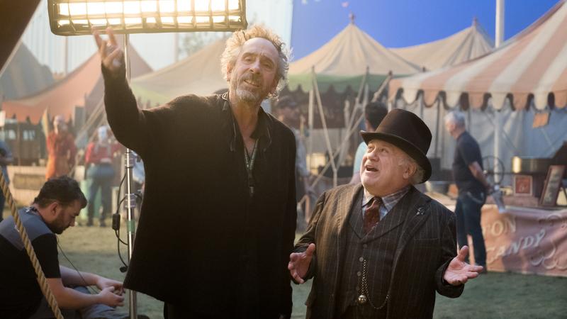 Tim Burton e a Disney: uma relação duradoura