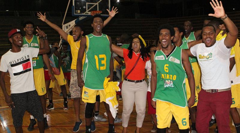 Basquetebol/Cabo Verde: Bairro sagra-se campeão regional de Santiago Sul