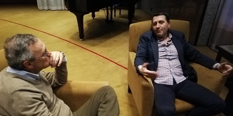 """Frédéric Martel: """"O Vaticano já não é um refúgio seguro para homossexuais de vida dupla"""""""
