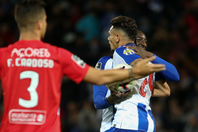 Santa Clara 1-2 FC Porto: Soares e Marega construíram a 'reviravolta' nos Açores