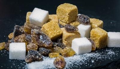 Os seis tipos de açúcar e os seus benefícios