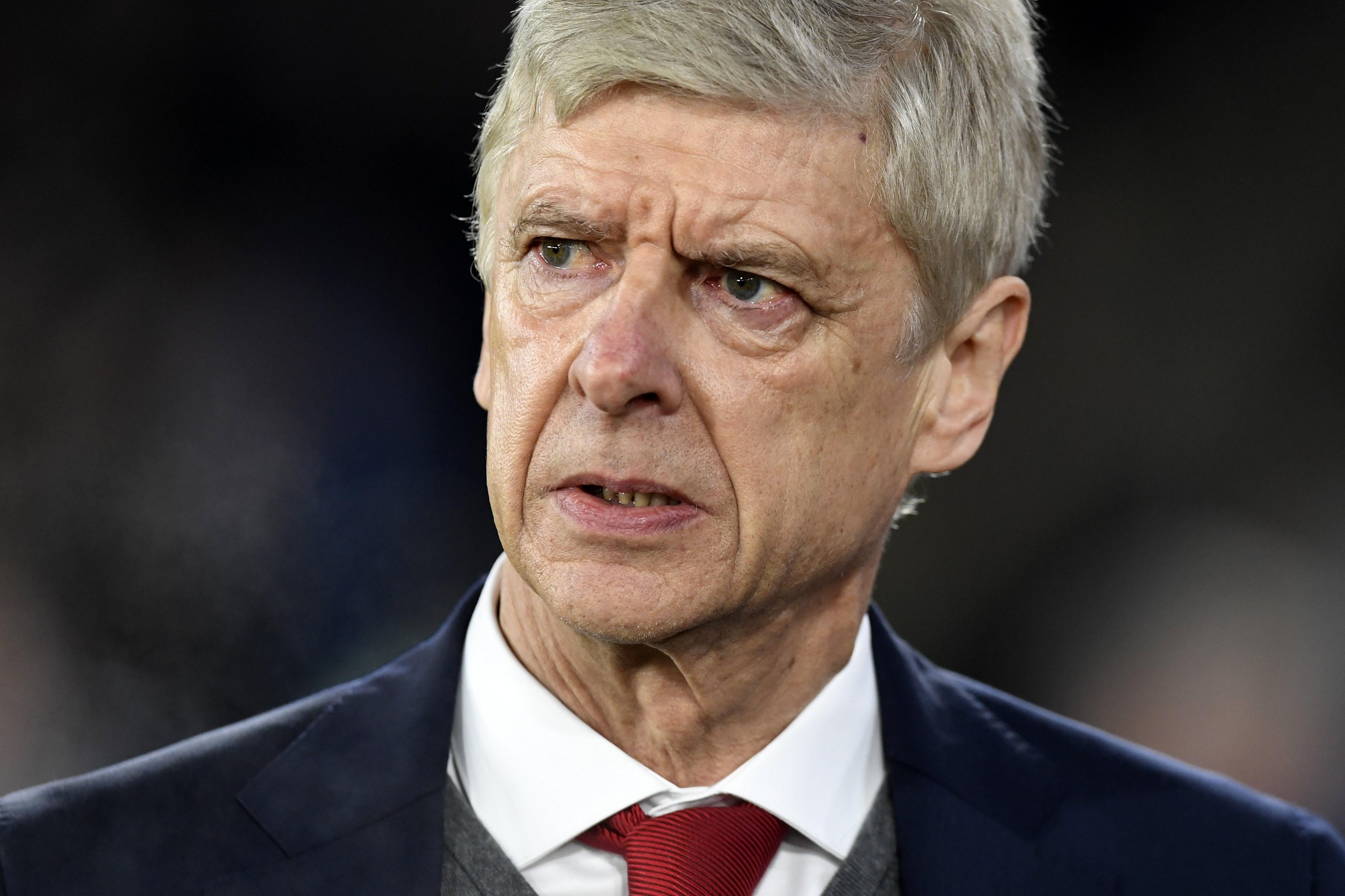 Inglaterra rende-se perante o legado de Arsène Wenger