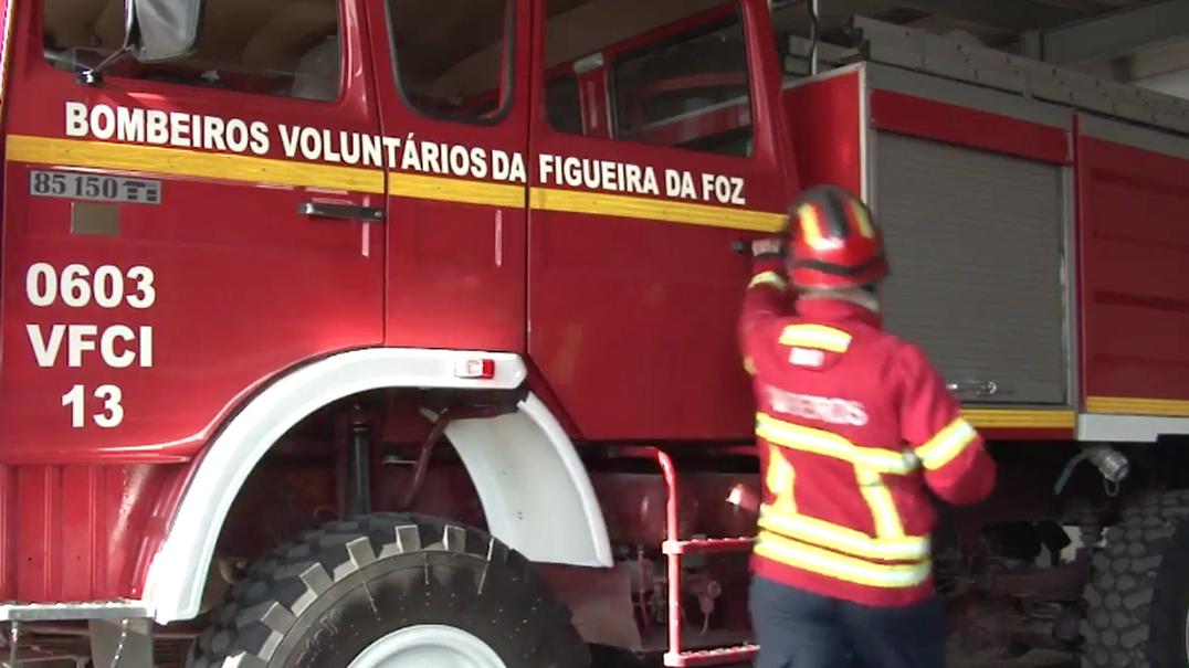 Bombeiros da Figueira da Foz gravam vídeo musical para angariar sócios