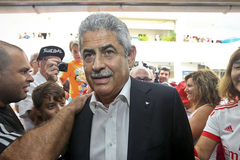 """Vídeo: Luís Filipe Vieira - """"Deixem lá os sete pontos, façam de conta que é apenas um"""""""
