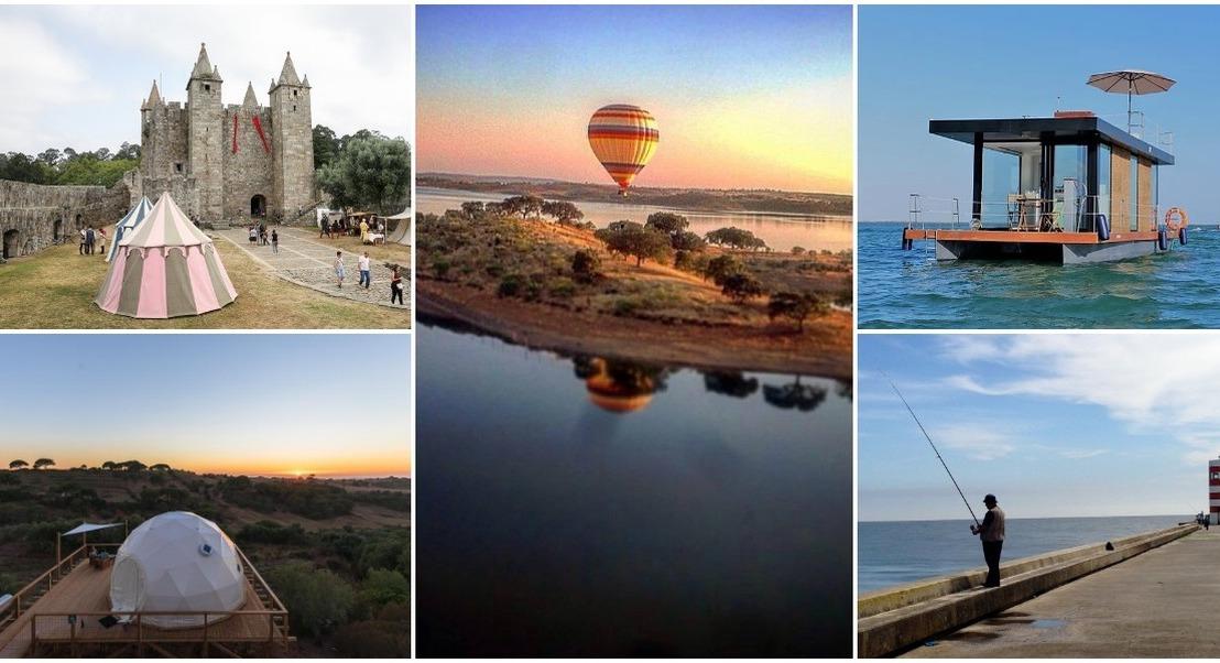 Vamos reerguer o turismo. Experiências em Portugal para se fazer pelo menos uma vez na vida