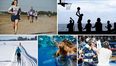 Os 10 desportos mais completos e saudáveis
