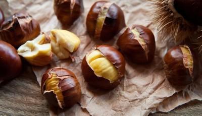 Como gosta de comer castanhas? Temos uma receita para degustar esta fonte de vitaminas