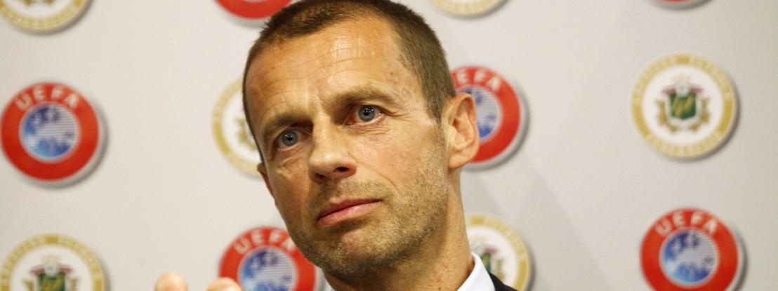 COVID-19: UEFA tem vários planos para retomar competições