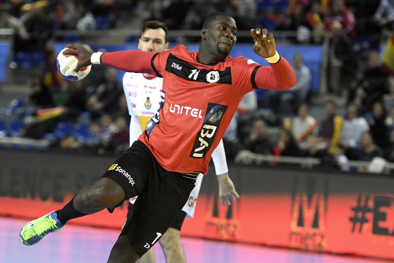 Angola perde e fica na última posição no Mundial de Andebol