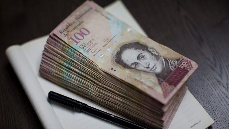 Venezuela colocará em circulação seis novas notas de bolívares