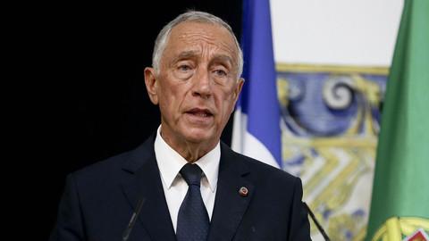 """Marcelo transmite """"a solideriedade de todos os portugueses para com o povo italiano"""""""