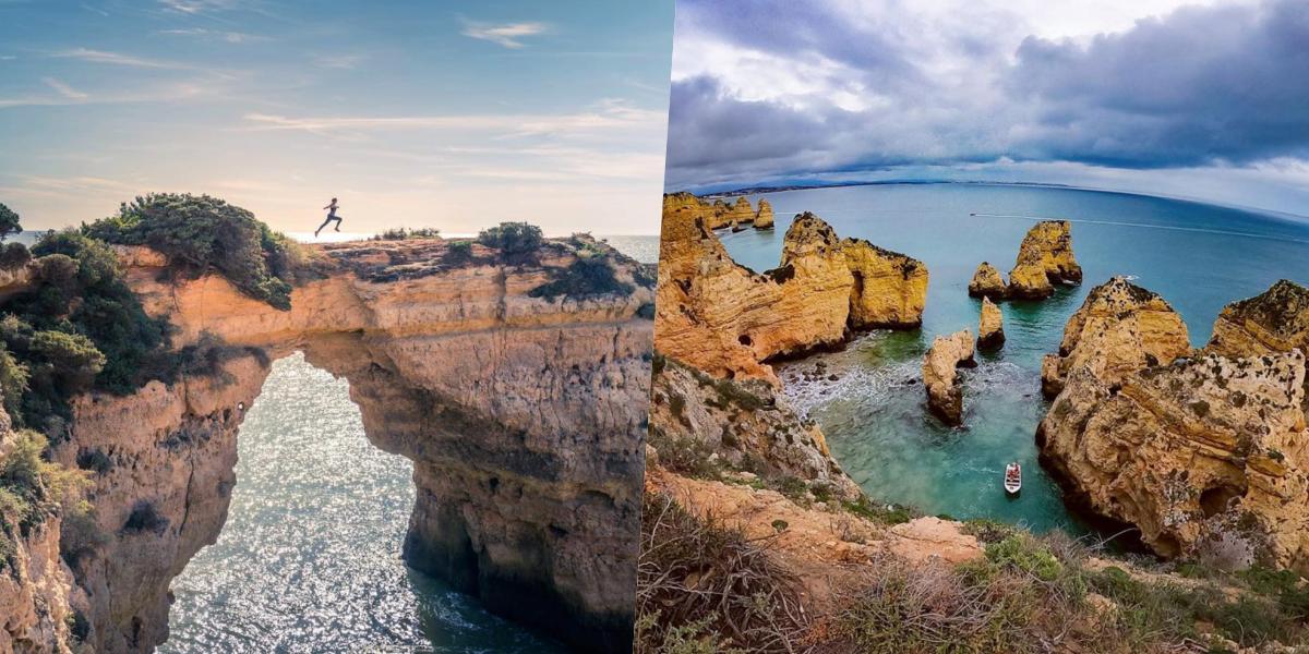 """Estes são os locais mais """"instagramáveis"""" do Algarve, segundo a Lonely Planet"""