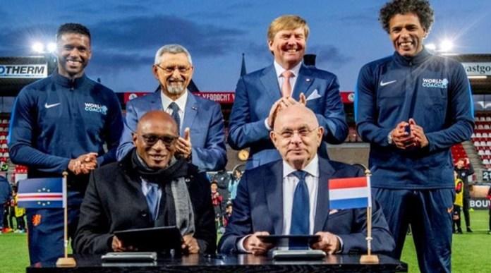 Primeiro núcleo da Federação Cabo-verdiana de Futebol na diáspora instalado na Holanda