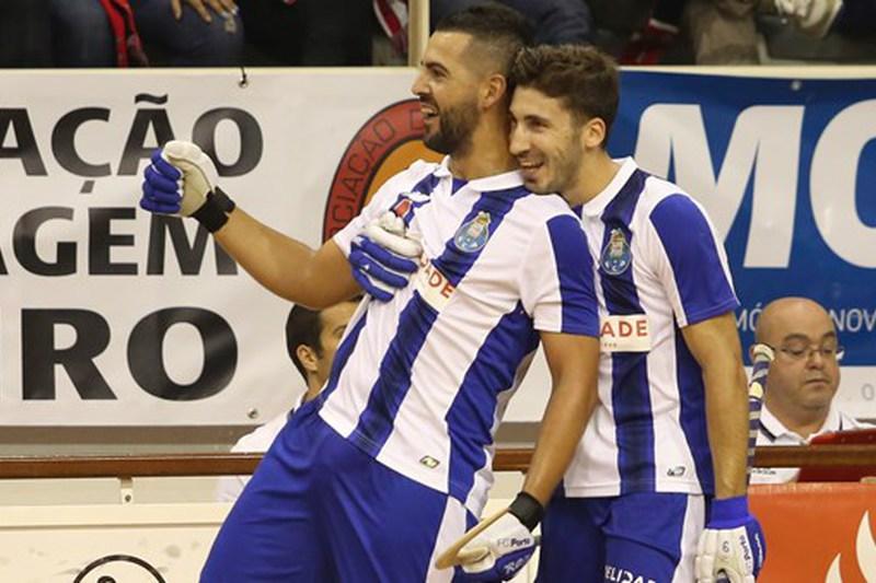 FC Porto vence Turquel por 7-2