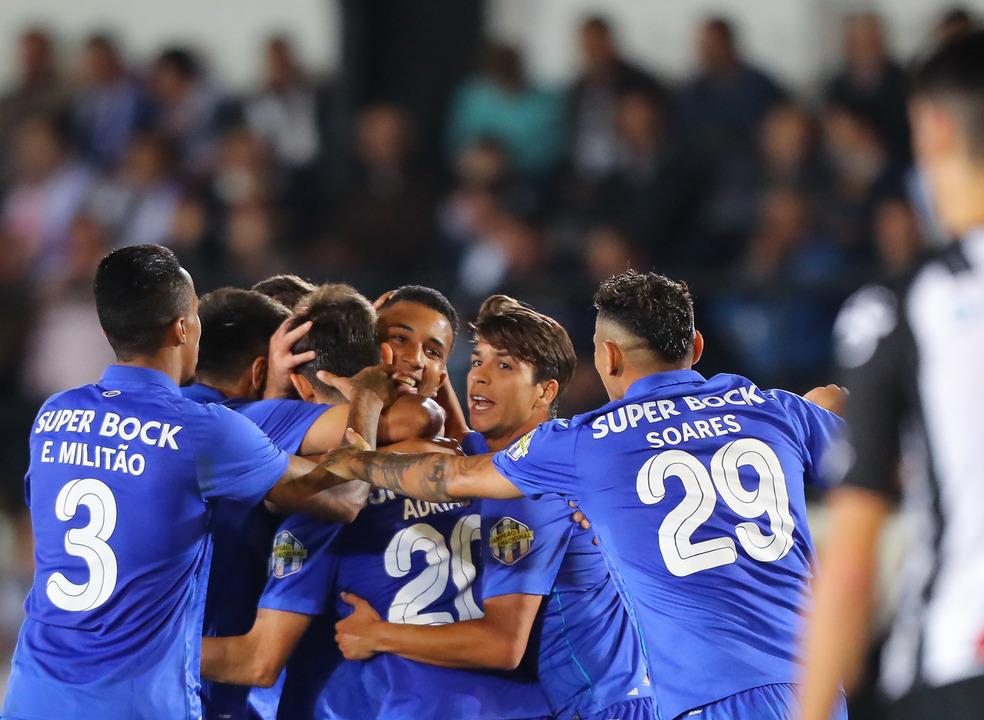 Vila Real 0-6 FC Porto: 'Dragões' saem do Monte da Forca com a barriga cheia