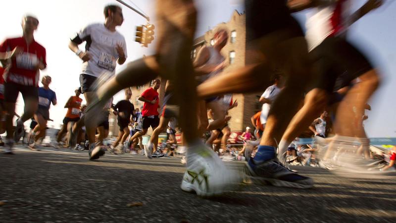 Como um americano que queria correr a meia-maratona acabou por correr a completa por engano
