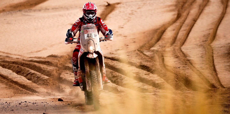 Dakar: Más condições atmosféricas encurtam 13.ª etapa para motos e quads
