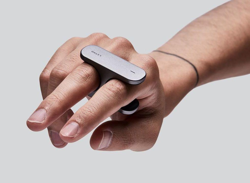 Litho: liberdade sem fios para as apps de realidade aumentada