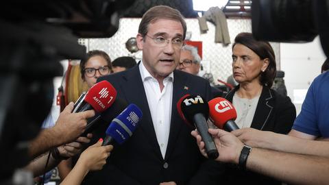 Pedrógão Grande: PSD já entregou aos partidos esboço de comissão técnica