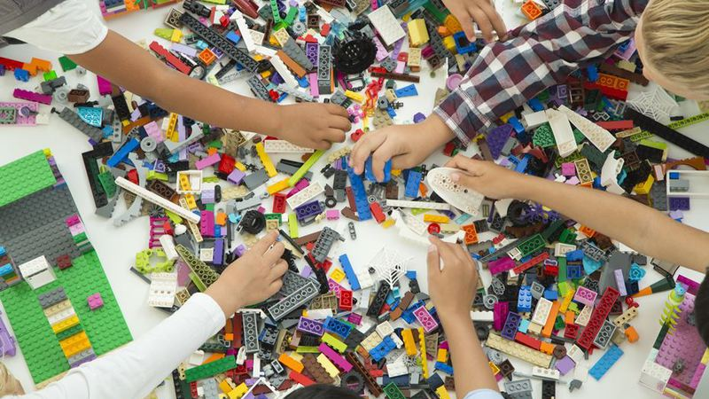 LEGO: todos os caminhos vão dar a Corroios