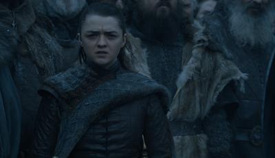 "Controvérsia em ""A Guerra dos Tronos"": HBO confirma idade de Arya Stark"