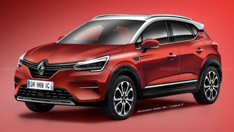 O que já sabemos sobre o futuro Renault Captur