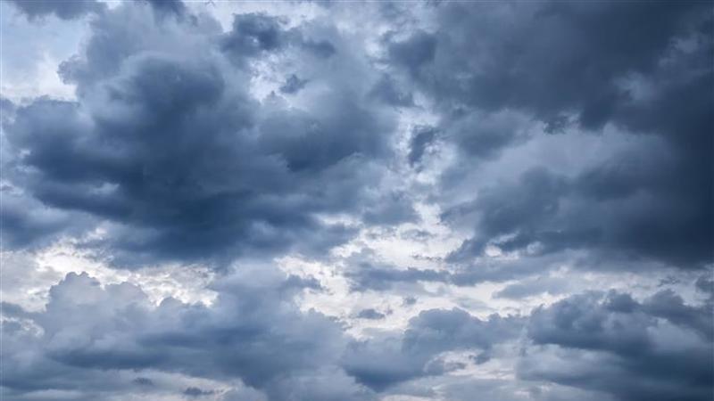 Céu muito nublado e chuva. A previsão para esta quarta-feira