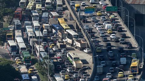 Cidades com o trânsito mais caótico