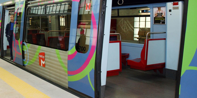 Circulação normalizada na linha azul do Metro de Lisboa