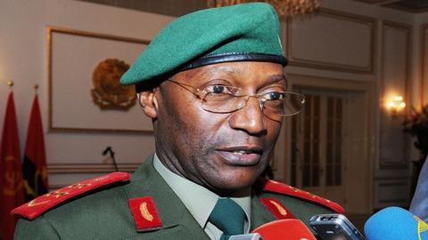 Chefias militares dos Grandes Lagos reúnem-se em Luanda na Segunda-feira