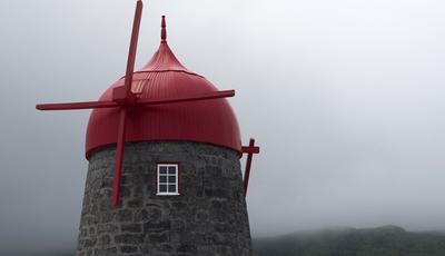 Moinhos flamengos da Graciosa: uma marca incontornável desta ilha açoriana