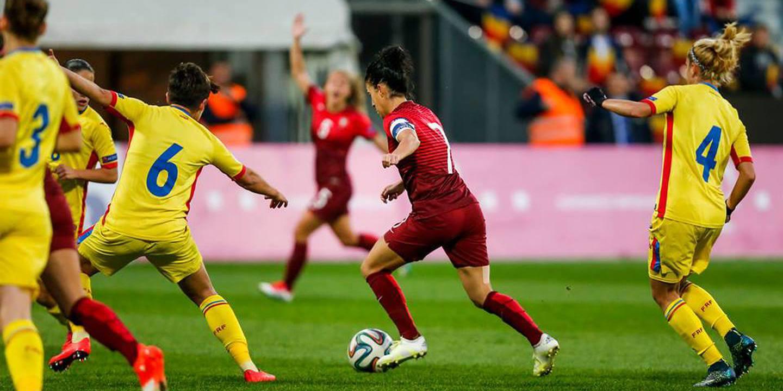 Assembleia saúda seleção feminina de futebol pelo apuramento para Europeu de 2017