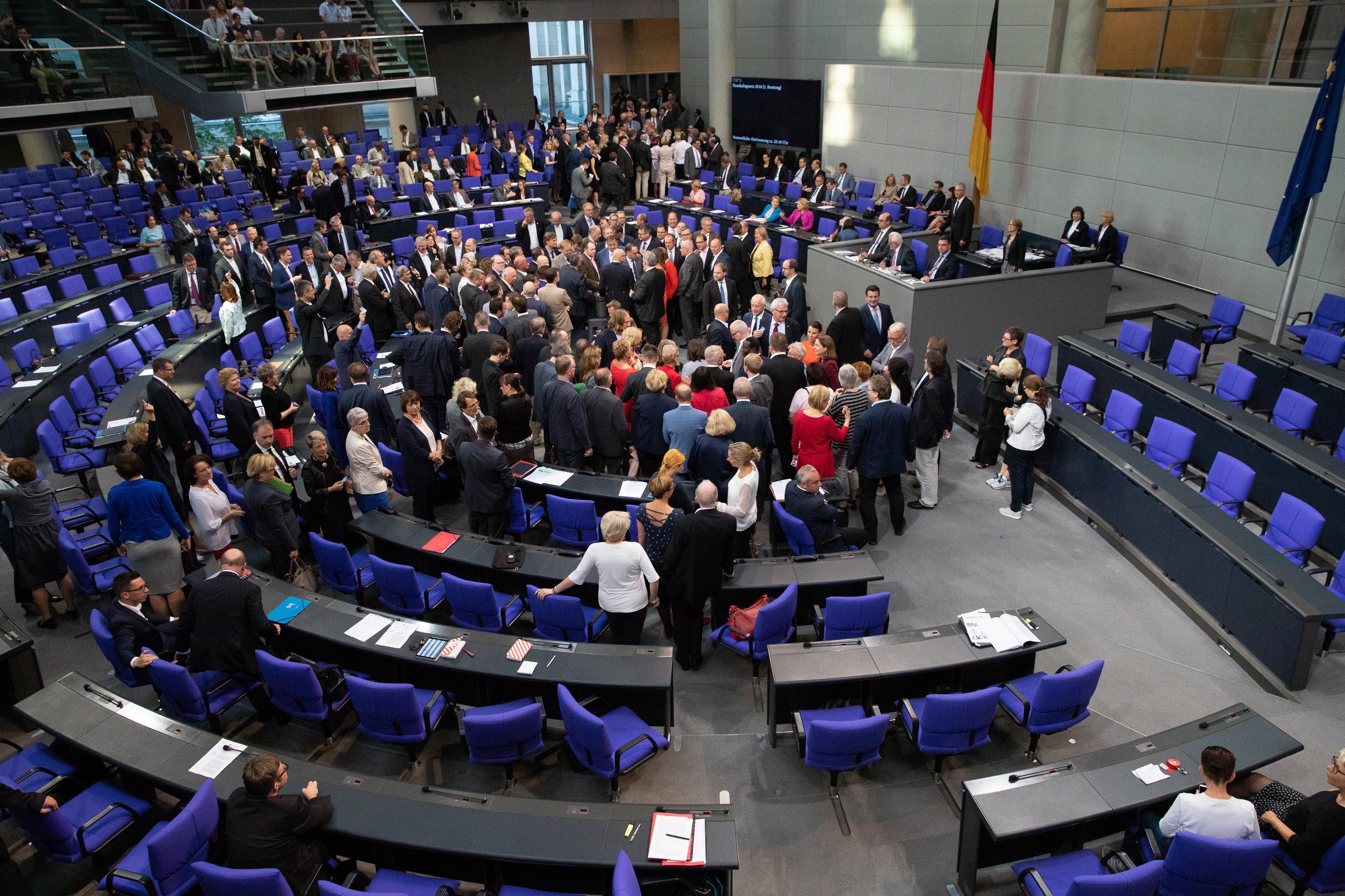 Alemanha abre caminho para o reconhecimento de um terceiro sexo