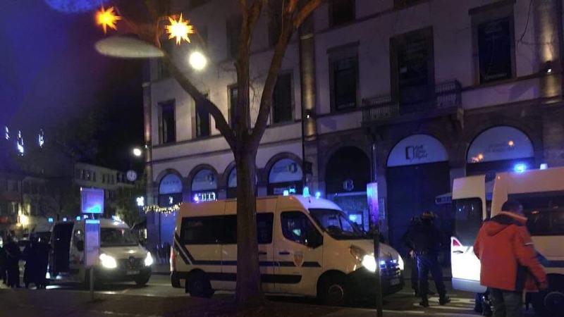 Pelo menos dois mortos e vários feridos em tiroteio em Estrasburgo