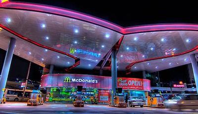Os McDonald's mais originais do mundo. Um deles fica em Portugal
