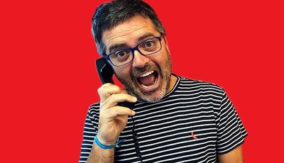 """RIR Ajuda: Fundação do Gil apresenta nova edição do """"maior espetáculo de stand-up solidário do país"""""""