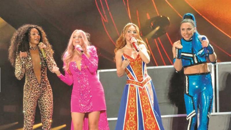 Afinal, o concerto das Spice Girls em Wembley não foi o último