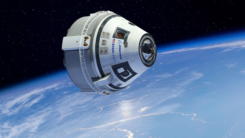 Boeing vai avançar com um novo teste não tripulado da cápsula Starliner ainda em 2020