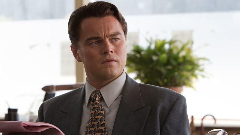 """Leonardo DiCaprio deverá entregar dinheiro corrupto de """"O Lobo de Wall Street"""""""