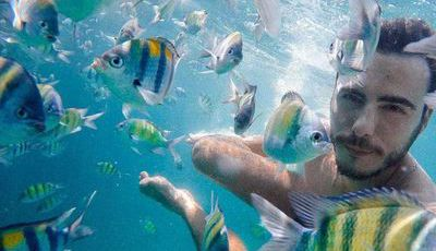 João Cajuda nas Maldivas (pouco aconselhado a quem não está de férias)