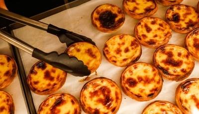 No Castro – Atelier, no Porto, há pastéis de nata sempre quentinhos