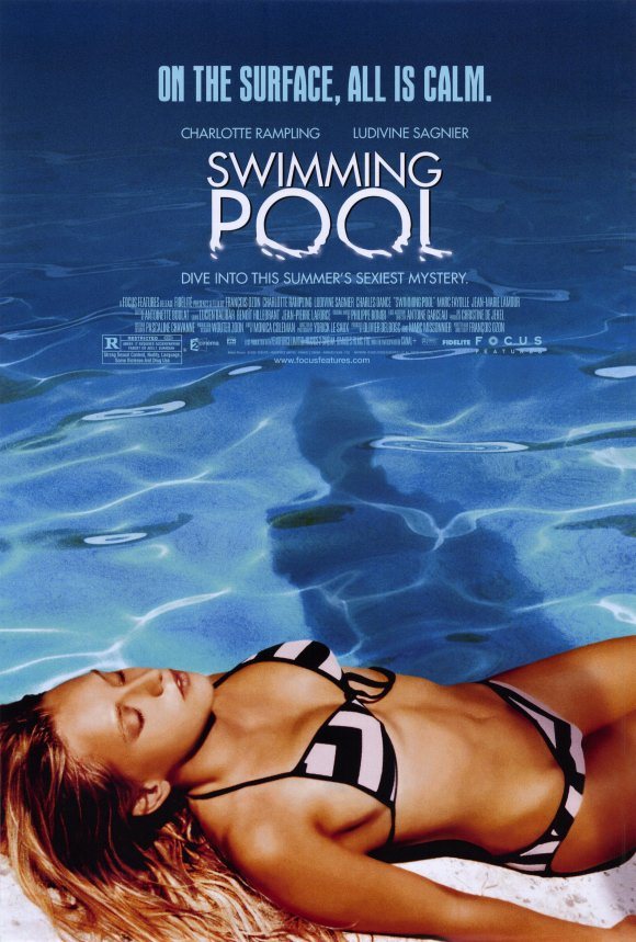 Swimming Pool - poster film