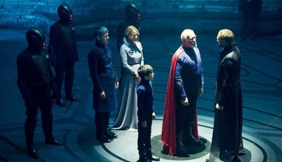 """""""Krypton"""": Já espreitou a série sobre o avô do Super-Homem?"""