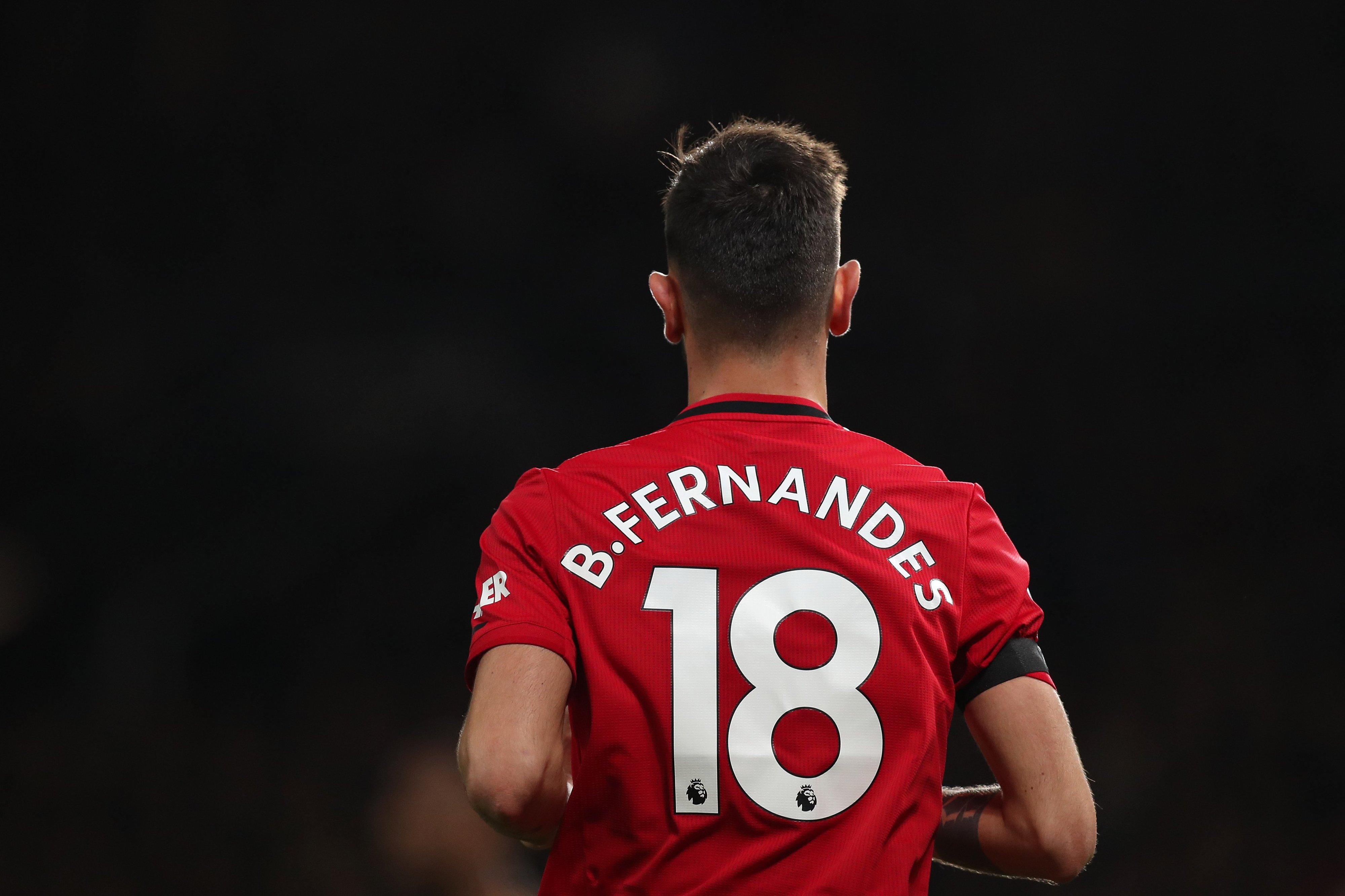 Bruno Fernandes escolheu o seu momento preferido na história do United... e Cristiano está lá