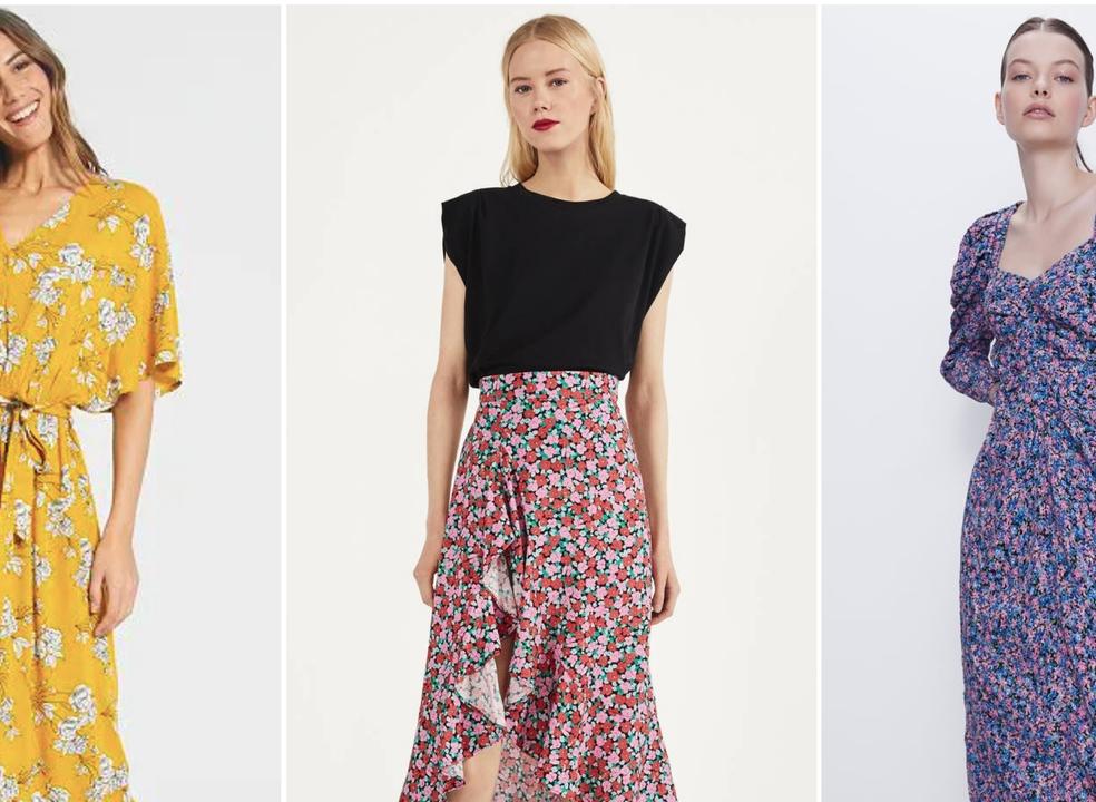 Shopping. O padrão floral voltou e escolhemos as 30 peças mais cool desta tendência