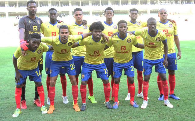 Petro de Luanda vence na RDCongo para a Taça CAF
