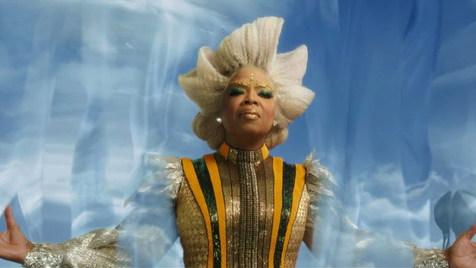 """Oprah Winfrey está de volta ao cinema: O primeiro trailer de """"Uma Viagem no Tempo"""""""