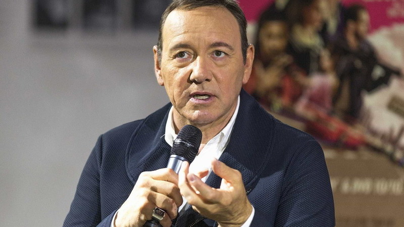 Retirada acusação de abuso sexual contra Kevin Spacey