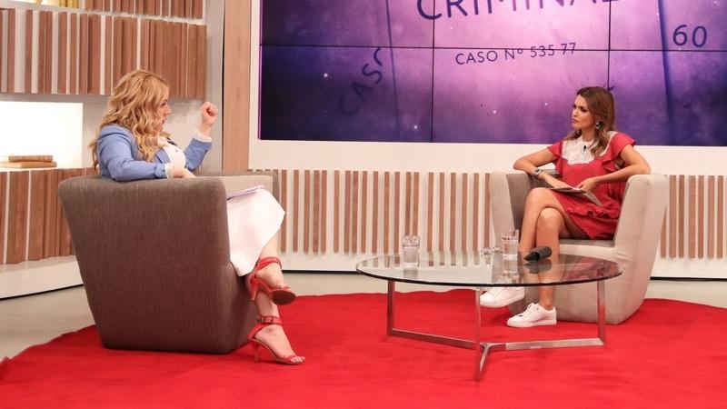 """Maria Cerqueira Gomes sozinha em """"Você na TV"""" durante as próximas duas semanas"""